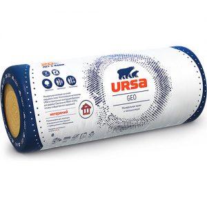 Утеплитель URSA GEO М-15 (1шт-6750*1220*150мм) 1,235м3  8,24м2