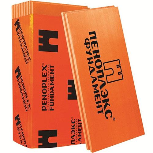 Экструдированный пенополистирол Пеноплэкс-Фундамент 35 (1185*585*50мм, 8шт 0,2772м3 5,5458м2)
