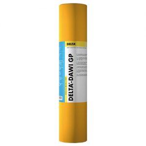 DELTA-DAWI GP универсальная пароизоляционная плёнка, Sd=100 м (1,5м*50м=75 м2)