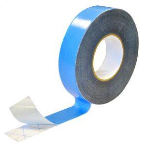 DELTA-DUO-TAPE D 38 двусторонняя соединительная лента из полиакрилата, армированная. 38мм*50метров