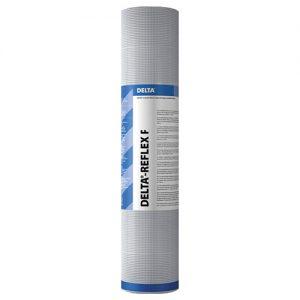DELTA-REFLEX пароизоляционная плёнка с алюминиевым рефлексным слоем, Sd=150 м (рул.1,5х50м - 75м2)