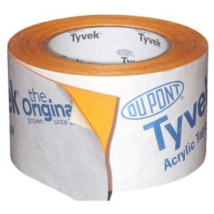 Соединительная лента односторонняя Tyvek Acrylic Tape (0,06х25 м)