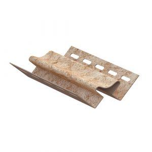 Внутренний угол (ПВХ).0067.Н., камень золотистый